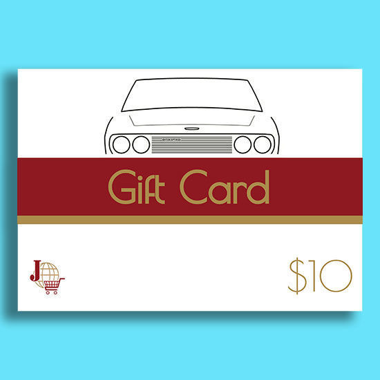 Picture of $10 Online Gift Card