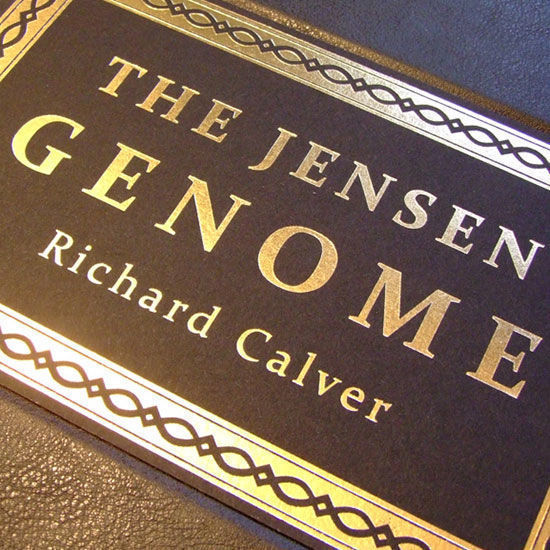 Picture of The Jensen Genome by Richard Calver