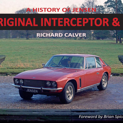 Picture of Original Interceptor & FF by Richard Calver