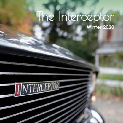 Picture of The Interceptor - Back Issues